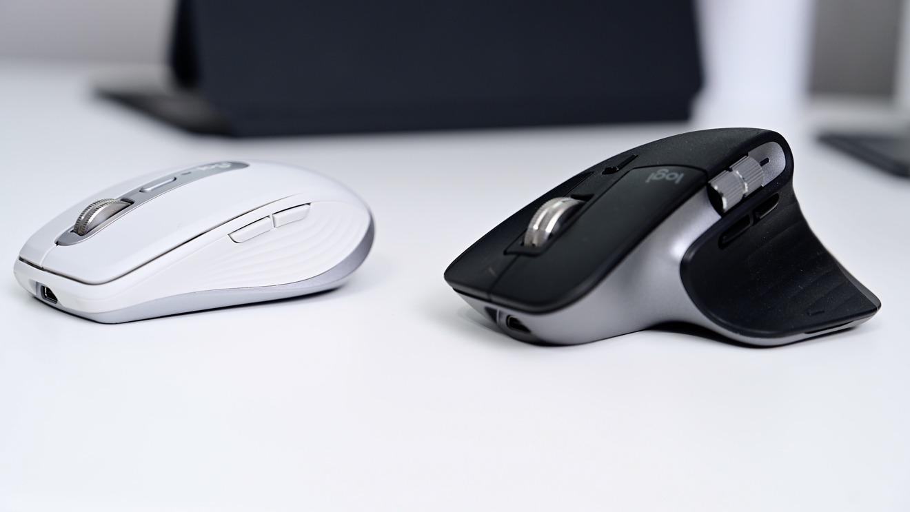 Trên tay hai dòng chuột Logitech làm việc quá đã: Logitech MX Master 3 và Logitech MX Anywhere 3 - Phong Cách Xanh News